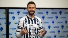 Miguel Layún, oficialmente presentado con Rayados de Monterrey