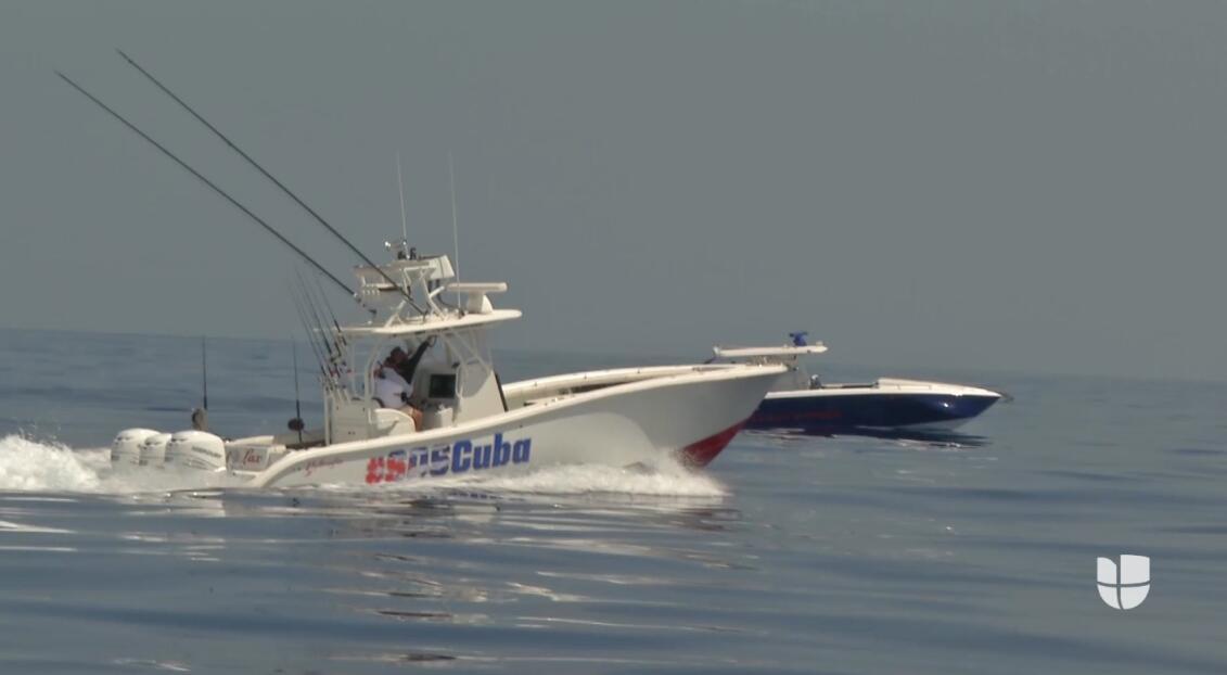 """""""¡Patria y Vida!"""": así fue la travesía hasta cerca de Cuba de la flotilla en apoyo a la libertad"""