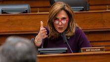 María Elvira Salazar ofrece llevar una estrategia a Washington DC para presionar al régimen en Nicaragua