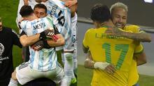¿A qué hora se juega la Final de la Copa América 2021 y dónde verla?