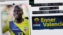 Enner Valencia, el jugador clave de la Selección de Ecuador