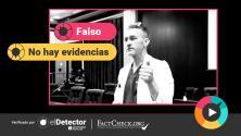 elDetector y Factcheck.org: Es falso que la vacuna del covid-19 pueda causar cáncer o enfermedades autoinmunes, como dice este video