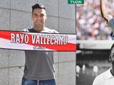 Presidente del Rayo Vallecano pone a Falcao a la altura de Hugo Sánchez y Pelé