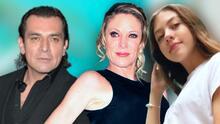 """Andrea Noli dice que para su hija Jorge Salinas """"no existe"""", pues nunca se ha hecho cargo de ella"""