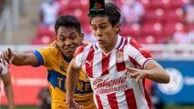 En los últimos diez torneos, Chivas solo ha rebasado los 21 goles
