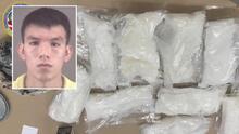 Incautan drogas valoradas en $ 1.5 millones y arrestan a un sospechoso en Kernersville