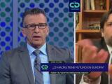 Félix Fernández y 'Kikin' Fonseca se calientan por José Juan Macías