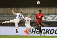 Con gol de Bruno Fernandes desde el punto penal, el Manchester United consigue su pase a la siguiente ronda y esperan rival en las semifinales.