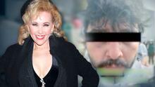 Hijo de actriz de 'Cómplices al rescate' es arrestado por disfrazarse de abuelito para ser vacunado contra el covid