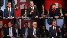 Entre abucheos o aplausos, candidatos responden por qué quieren la gobernación de California