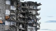 """""""Se quebró como si fueran pancakes"""": alcalde de Surfside sobre el colapso parcial del edificio que deja al menos un muerto"""