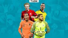 Los vamos a extrañar...  Los grandes ausentes en la Euro 2020