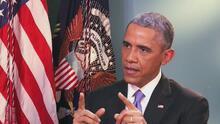 Las cinco veces que Jorge Ramos habló con Barack Obama y todo lo que le dijo de inmigración