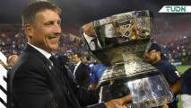 Siboldi reconoció el trabajo de Caixinha para alcanzar la Leagues Cup
