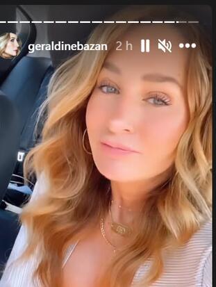 Desde Miami, en donde se encuentra de visita, Geraldine Bazán también le mandó una doble felicitación a su mamá, Rosalba Ortiz. La primera, fue por el Día de las Madres, y la segunda fue por su cumpleaños, que celebró en México el sábado 8 de mayo.  <br>