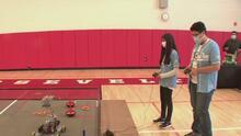 El Distrito Escolar de Los Ángeles implementará un exitoso programa de robótica desde el próximo semestre