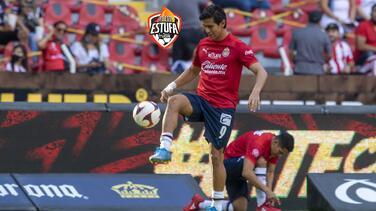 Getafe quiere a José Juan Macías y negocia con Chivas