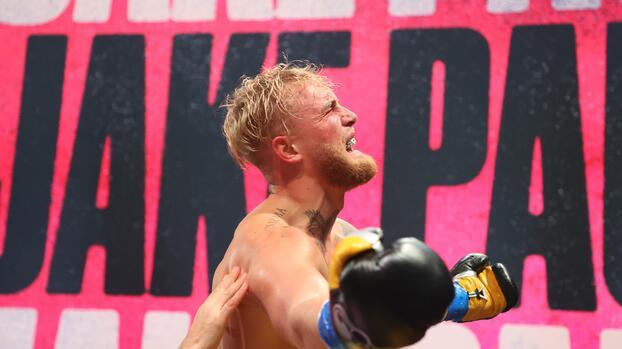 """Jake Paul: """"Me veo peleando con Canelo por el cinturón del CMB"""""""