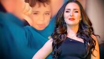 """Ariadne Díaz afirma que en su familia solo hay """"finas personas"""", pero a su hijo no le agrada el comentario"""