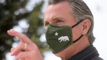 Gavin Newsom reconoce que hay un movimiento para destituirlo como gobernador de California