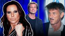 Kate del Castillo quiere hacer con Brad Pitt lo que nunca pudo con Sean Penn