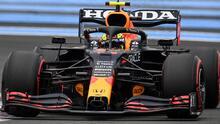 Red Bull se queda con la Pole del GP de Francia