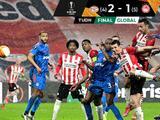 PSV es eliminado por el Olympiacos en los dieciseisavos de final de la Europa League