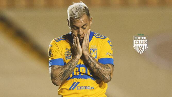 Eduardo Vargas está cerca de dejar a Tigres para jugar en Brasil