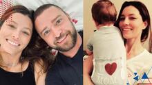 Justin Timberlake y Jessica Biel le dan la bienvenida a su segundo hijo en secreto