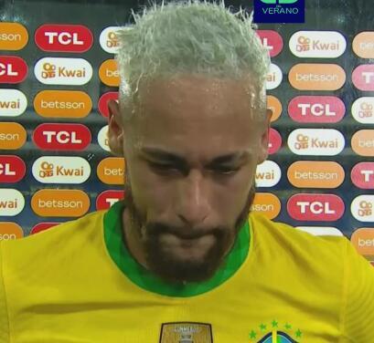 """Neymar, entre lágrimas: """"Pasé por cosas difíciles durante estos dos años"""""""