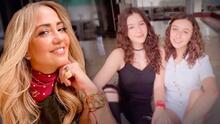 Las hijas de Andrea Legarreta cambian de look: ahora son rubias como su mamá
