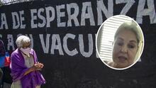 """""""No están cumpliendo con lo que están prometiendo"""": Lupita D'Alessio hace fuertes críticas al plan de vacunación en México contra el covid-19"""