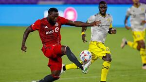 Jozy Altidore no estaría entrenando con Toronto FC tras discusión