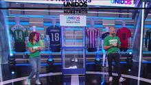 Estas fueron las 11 camisetas que donaron futbolistas y equipos a 'Unidos por los nuestros'