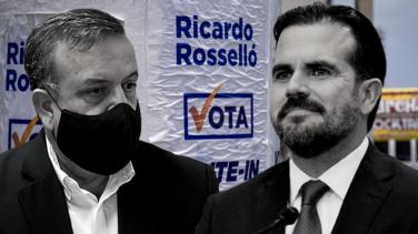 Se une la oposición de Puerto Rico para exigir que se investigue el voto ausente de Rosselló y su esposa