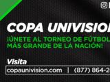 ¡Regístrate y participa en Copa Univision 2019!