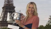 Maria Sharapova, ¡deslumbrante a los 33!