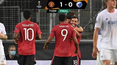 Con un penal muy dudoso, el United avanza a Semifinales