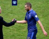 """Deschamps sobre el regreso de Benzema: """"Él siempre ha sido elegible"""""""