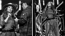 El ensayo de Thalía como conductora de Premio Lo Nuestro (y asesorada por su esposo Tommy Mottola)