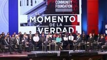 Así fue el cara a cara de los candidatos a la Gobernación de California en el foro 'El Momento de la Verdad'