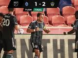 Galaxy vence a Whitecaps con goles de Chicharito y Efraín Álvarez
