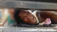 Denuncian mafia en Tijuana que paga miles de dólares a madres haitianas por cruzar a EEUU con sus hijos