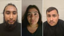 Arrestan a jóvenes sospechosos de herir a una adolescente al disparar sin cuidado un rifle de alta potencia
