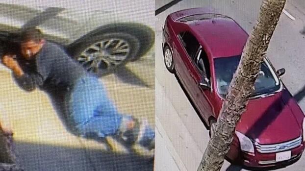 Policía de Bakersfield pide ayuda para capturar ladrón de convertidores catalíticos