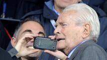 Murió la leyenda de la Juventus, Giampiero Boniperti