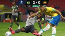 Neymar lidera a Brasil a una victoria más en las eliminatorias a Qatar 2022