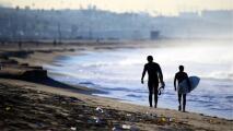 ¿Cuáles son las enfermedades que se pueden contraer al visitar playas y ríos en el sur de California?