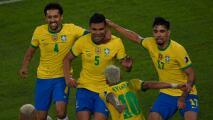 Brasil asegura el liderato del Grupo B de la Copa América