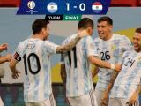 Resumen | Argentina clasifica tras vencer 1-0 a Paraguay